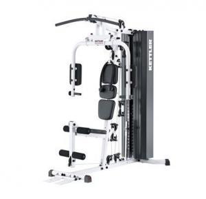 Banco de musculaci n multiestaci n musculaci n y pesas for Maquinas de musculacion