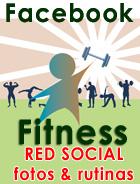 red social fitness