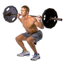 Sentadillas: El mejor ejercicio para crecer. Musculación y ...