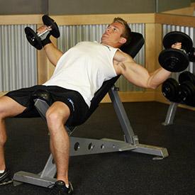 Rutina de Pectoral por Zonas  Musculación y pesas